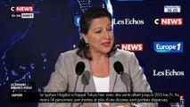 Incendie de l'usine Lubrizol à Rouen : Agnès Buzyn se veut rassurante