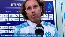 L'analyse de Christophe Parra après le succès des féminines de l'OM contre Metz (3-1)