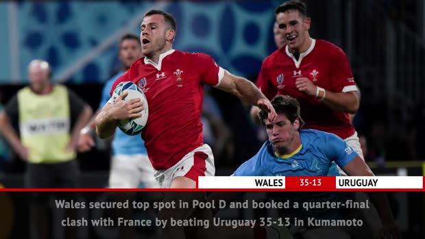 Fast Match Report - Wales v Uruguay