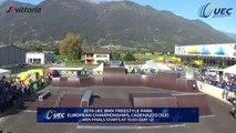 2019 UEC BMX FREESTYLE PARK EUROPEAN CHAMPIONSHIPS, Day 2