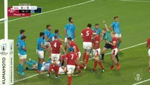 Wales top Pool D to set up France quarter-final clash