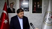Şampiyon güreşçiler Mehmetçik oldu -Türkiye Güreş Federasyonu Başkanı Aydın