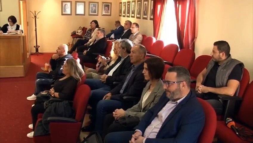 Διήμερη συνάντηση των Επιμελητηρίων Στερεάς Ελλάδας στο Καρπενήσι παρουσία της Ντόρας Μπακογιάννη