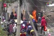 Ecuador: militarizan Quito y declaran toque de queda
