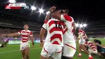 Japan make history