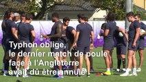 """Coupe du monde de rugby : Brunel aurait """"voulu jouer contre l'Angleterre"""""""