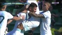 Argentina 1-0 Ecuador - GOAL: Lucas Alario
