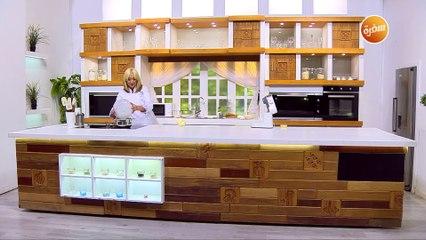 كيك الجبل ( كارباتكا ) -  كيك العسل البولندي   زي السكر (حلقة كاملة)