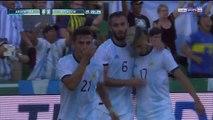 Argentina 4-1 Ecuador - GOAL: Pezzella