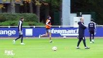 Equipe de France : Varane et Deschamps louent l'importance de Giroud dans le groupe