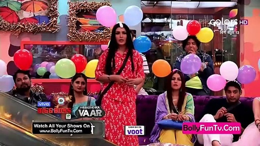 Bigg Boss 13 13th October 2019 By Colors TV Episode 15 - Part 1