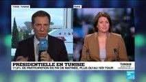 Présidentielle en TUNISIE : Kaïs Saïed vs Nabil Karoui : 39,2% de participation à 15h30