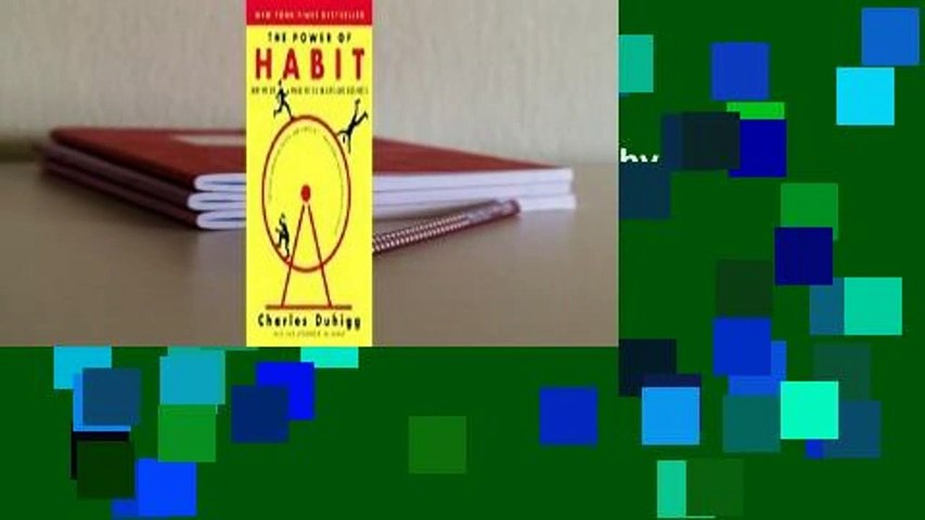 Full E-book  The Power of Habit: Why We Do What We Do in Life & Business  For Kindle