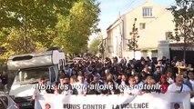 Un millier de personnes marchent pour Kewi, 15 ans, tué pendant un cours d'EPS