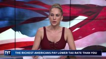 The Rich Pay Lower Tax Rate Than You