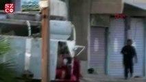 Resulayn'daki teröristlerin kaçış anları böyle görüntülendi
