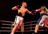 "Loris Barberio  : ""J'ai continué à faire ma boxe"""