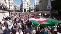 Les algériens manifestent contre un nouveau projet de loi sur les hydrocarbures