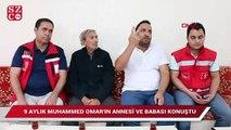 Hayatını kaybeden 9 aylık Muhammed'in ailesi, saldırı anını anlattı!
