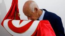قيس سعيّد رئيسا جديدا لتونس بعد فوزه بأكثر من 75% على منافسه نبيل القروي