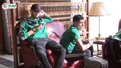 Algérie-Colombie : L'EN s'envole vers Lille