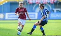 Inter-Milan: le interviste delle rossonere