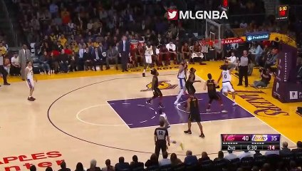 NBA 2018-19 - LA Lakers vs Cleveland Cavaliers - 01_13_2019 - Highlights