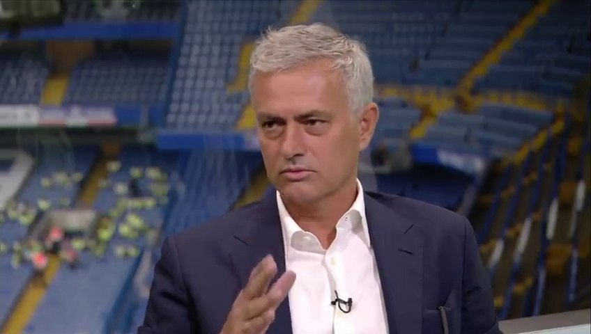 What does Jose Mourinho think of Chelsea's youth structure & loan system?