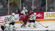 Halifax Mooseheads 6, Val-d'Or Foreurs 2