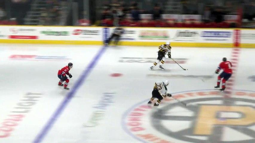 AHL Springfield Thunderbirds 5 at Providence Bruins 2