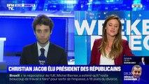 Christian Jacob élu président du parti Les Républicains (1/2) - 13/10