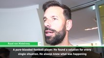 'Pure-blooded' van der Vaart found solutions for everything - van Nistelrooy