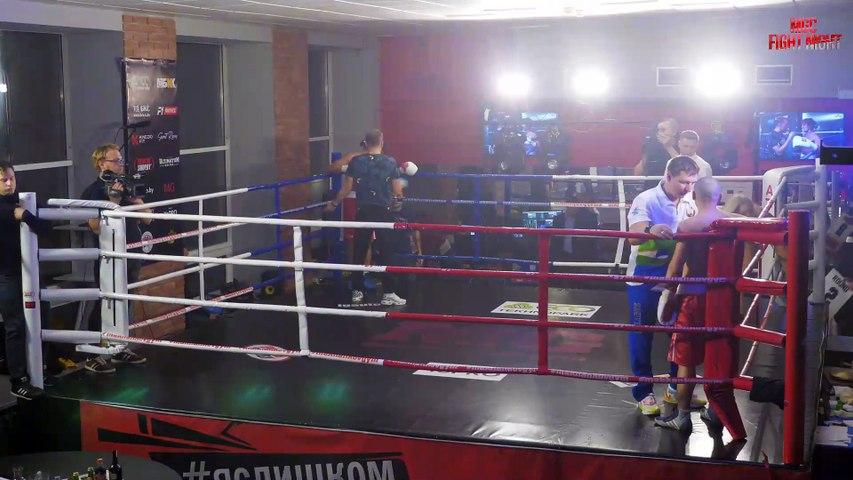 Mikhail Biarnadski vs Andrei Nurchynski (12-10-2019) Full Fight