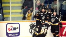 Cape Breton Screaming Eagles 8, Rouyn-Noranda Huskies 4