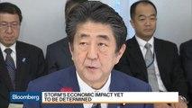Japan Deals With Typhoon Hagibis Aftermath