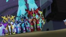 Transformers: Cyberverse - [Season 2 Episode 4]: Bring Me The Spark Of Optimus Prime