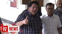 Court orders Ku Nan to enter defence on RM2mil bribe charge