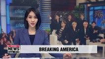 K-pop supergroup 'SuperM' tops Billboard 200 album chart with new album 'SuperM'