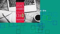[NEW RELEASES]  Legacy of Ashes: the History of the CIA