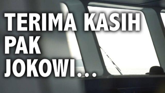 TERIMA KASIH PAK JOKOWI! - Vikys Sianipar - OFF STAGE #1