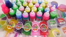 Slime Mix Glitter Combine Colors Water Clay Mixing Toys For Kids