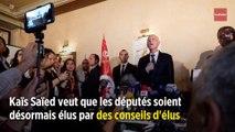 Tunisie : Kaïs Saïed, un nationaliste arabe élu président de la République