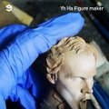 captured Pennywise s true beauty YH Ha Sculpture - Sculpting Realistic transforming Pennywise 1...