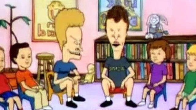 Beavis and Butt-Head Season 5 Episode 1 Held Back