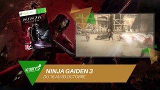 Xbox : Liste des jeux Games with Gold d'Octobre2019