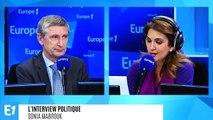 """Offensive turque en Syrie : """"C'est clairement une grande menace pour le France"""", juge Péchenard"""