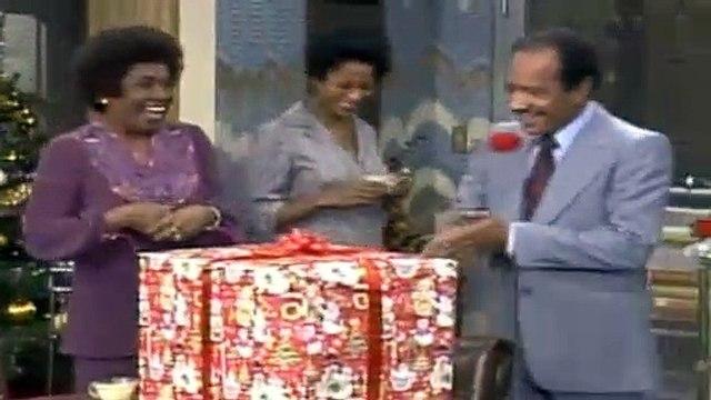 The Jeffersons Season 3 Episode 12 The Christmas Wedding