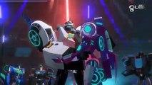 Transformers Cyberverse Saison 2 Episode 14 Une fête mouvementée
