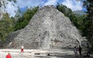 Pirámides Mayas: Nohoch Mull
