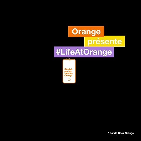 #LifeAtOrange : Aïcha, Manila et Mathieu, alternants chez Orange (carré)